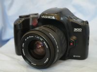 '  300 NICE SET ' Yashica 300AF SLR Camera + 35-70mm Lens    £29.99